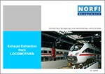 NORFI Exhaust Extraction for Locomotives